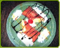 chimi cheesecake, chimi cheesecake dessert